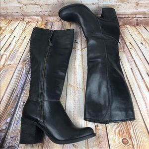 Steven By Steve Madden Wishfil Boots 9 Knee High